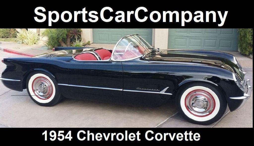 1954 Chevrolet Corvette  - 17183460 - 69