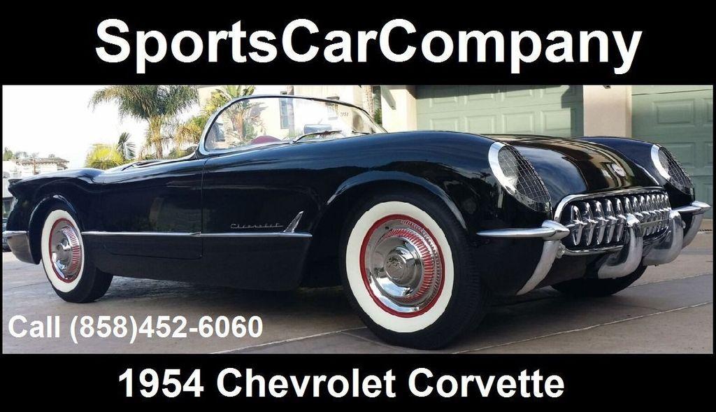 1954 Chevrolet Corvette  - 17183460 - 71