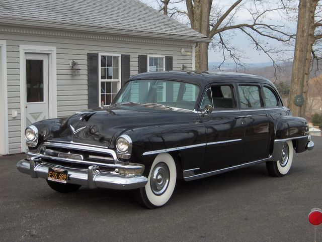 1954 Used Chrysler New Yorker 8 Passenger At Find Great