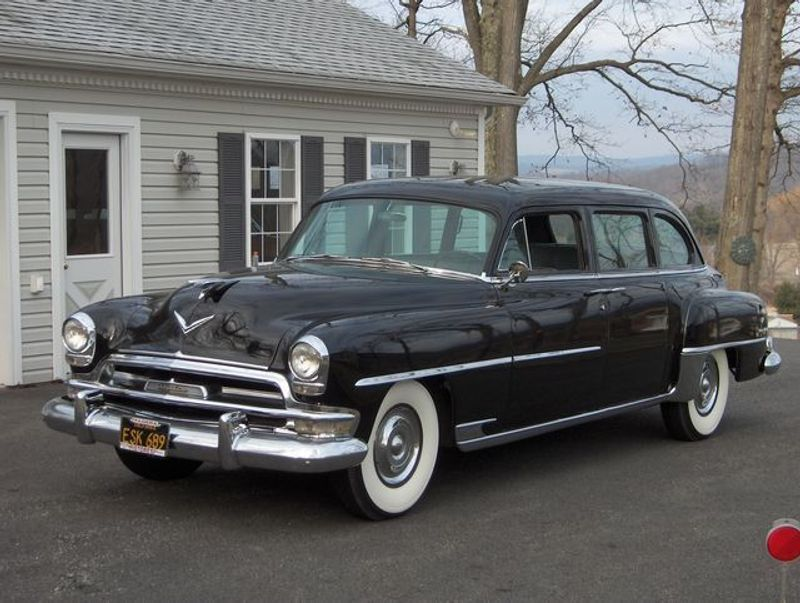 1954 Chrysler NEW YORKER 8 PASSENGER Not Specified - 543793JT5 - 0