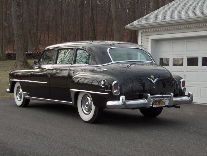 1954 Chrysler NEW YORKER 8 PASSENGER Not Specified - 543793JT5 - 1