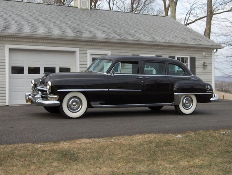 1954 Chrysler NEW YORKER 8 PASSENGER Not Specified - 543793JT5 - 2