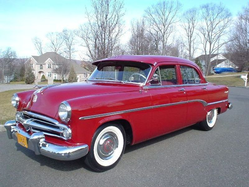 1954 Used Dodge Coronet 4dr At Find Great Cars Serving