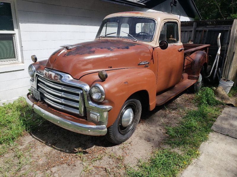 Gmc Truck For Sale >> 1954 Used Gmc 150 5 Windows Pickup Truck For Sale At Webe Autos Serving Long Island Ny Iid 19005743