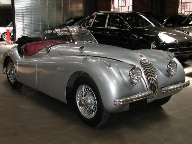 1954 used jaguar xk 120 roadster roadster at sports car. Black Bedroom Furniture Sets. Home Design Ideas