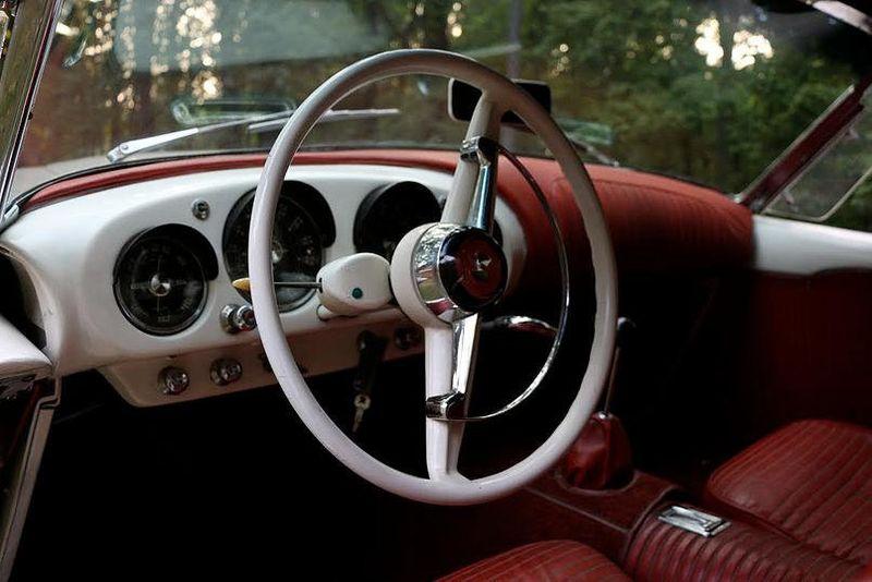 1954 Kaiser Darrin 161 - 14446194 - 18