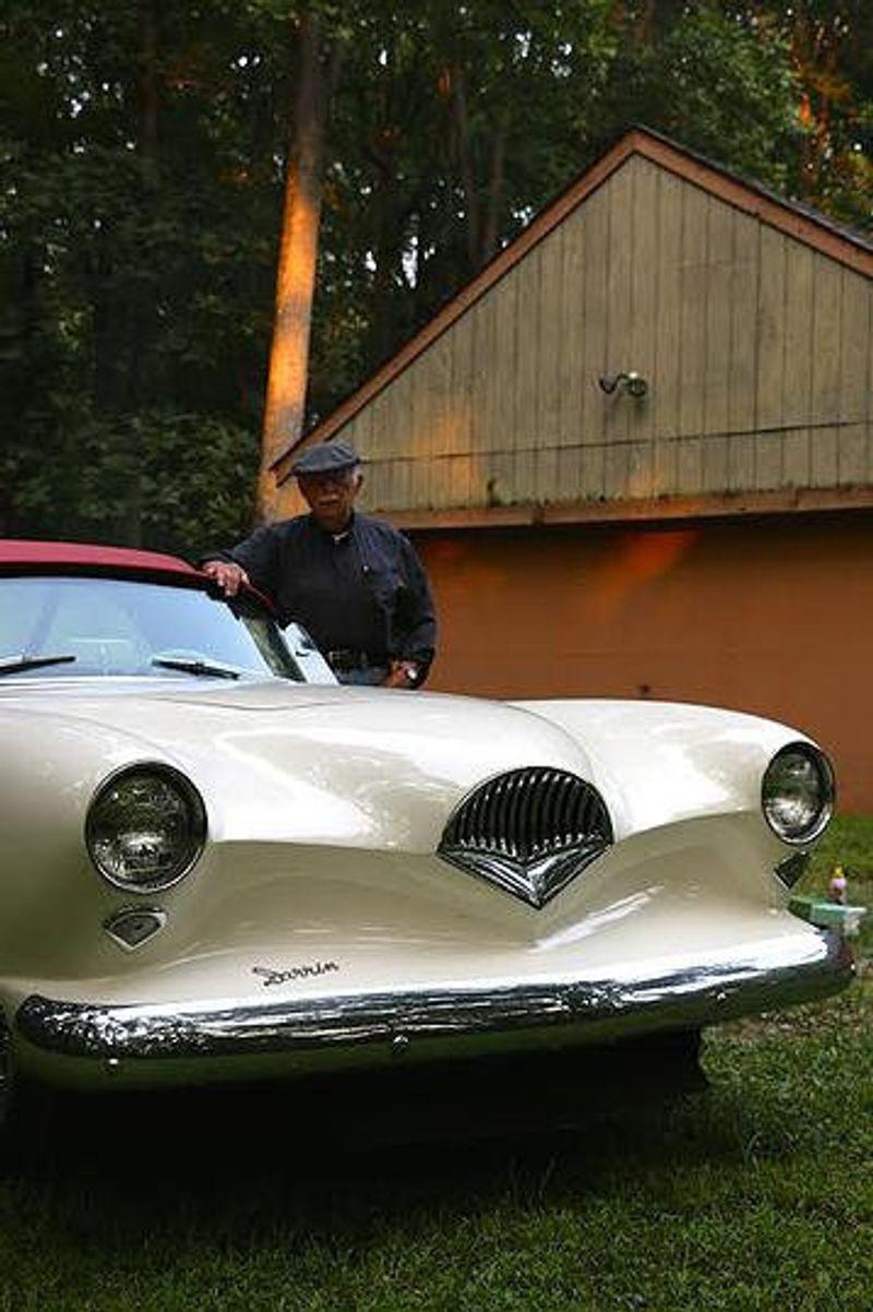 1954 Kaiser Darrin 161 - 14446194 - 5