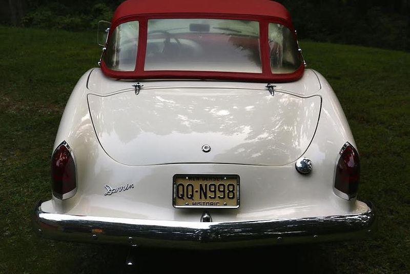 1954 Kaiser Darrin 161 - 14446194 - 7