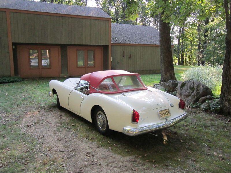 1954 Kaiser Darrin 161 - 14446194 - 8