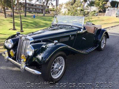 1954 MG MG-TF  Convertible