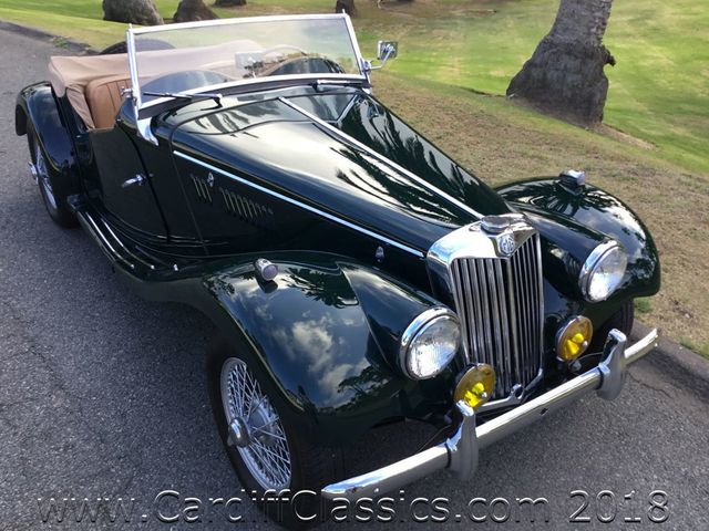 1954 MG MG-TF  - Click to see full-size photo viewer