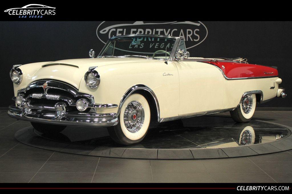 1954 Packard Caribbean Convertible - 18062240 - 0