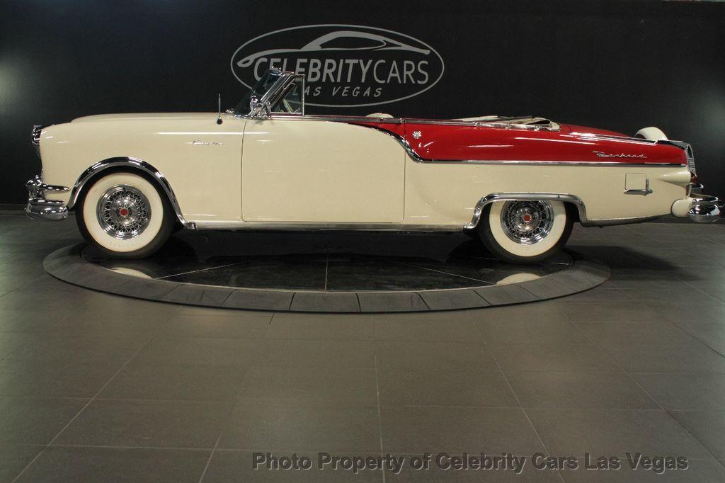 1954 Packard Caribbean Convertible - 18062240 - 1