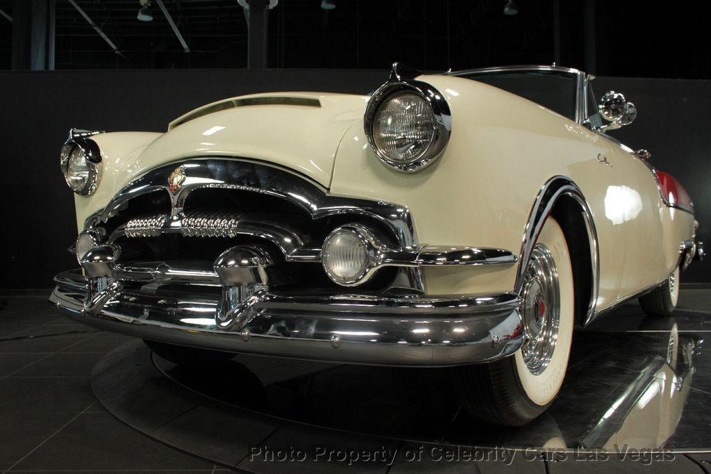 1954 Packard Caribbean Convertible - 18062240 - 25