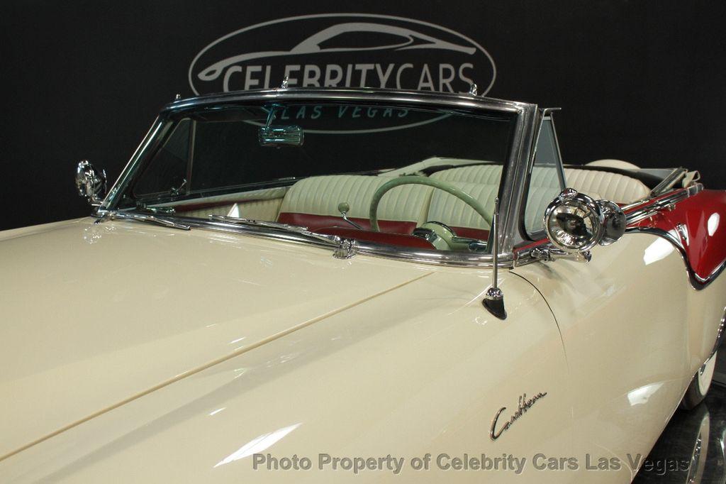 1954 Packard Caribbean Convertible - 18062240 - 27