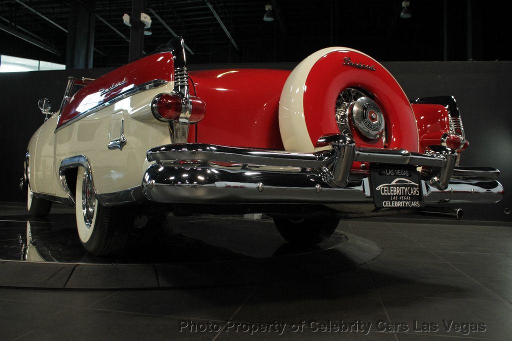 1954 Packard Caribbean Convertible - 18062240 - 28