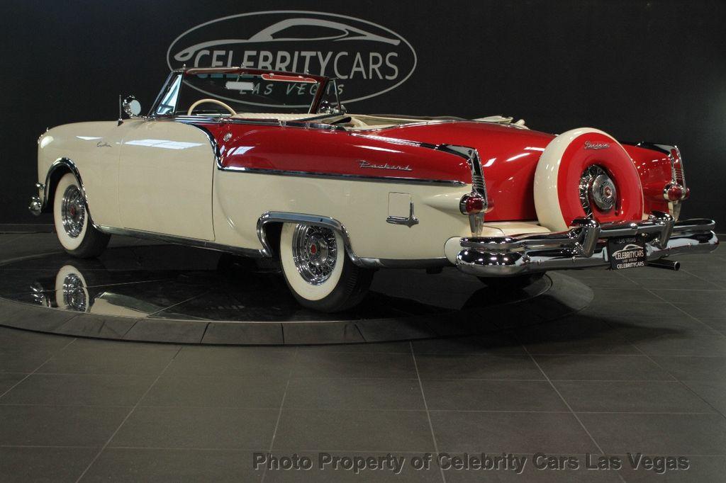1954 Packard Caribbean Convertible - 18062240 - 2