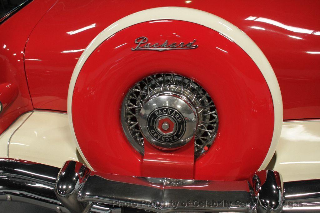 1954 Packard Caribbean Convertible - 18062240 - 35