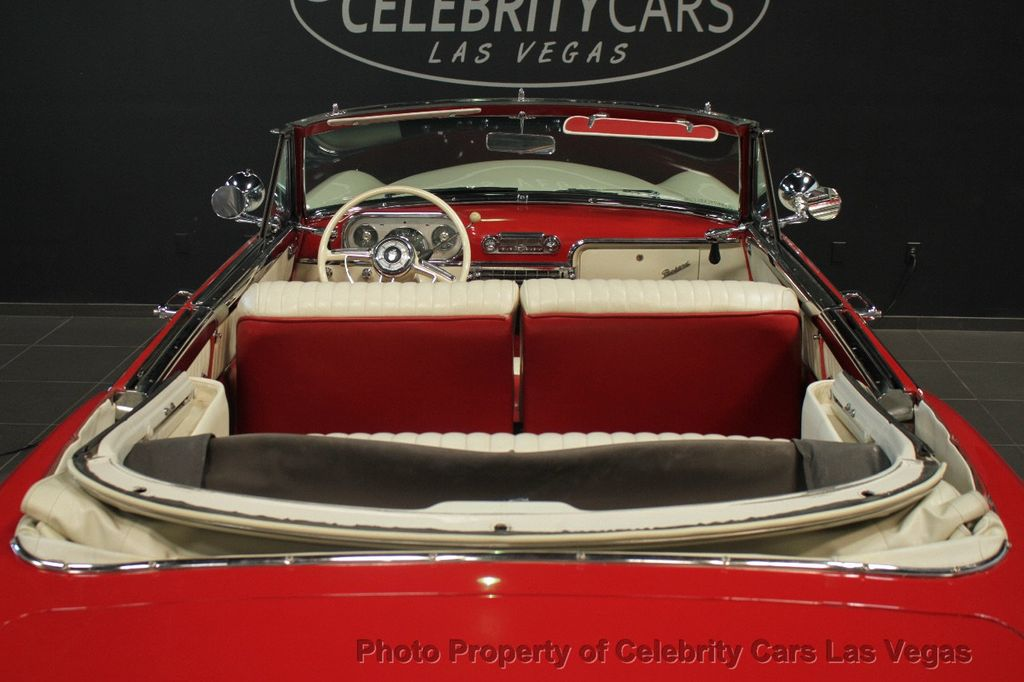 1954 Packard Caribbean Convertible - 18062240 - 36