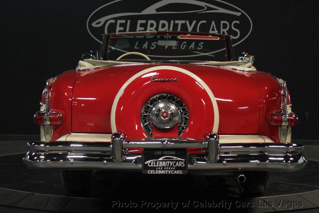 1954 Packard Caribbean Convertible - 18062240 - 3