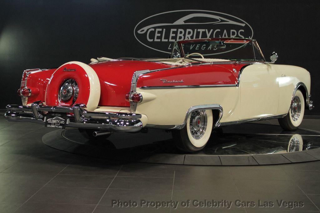1954 Packard Caribbean Convertible - 18062240 - 4