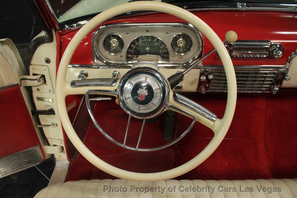 1954 Packard Caribbean Convertible - 18062240 - 51