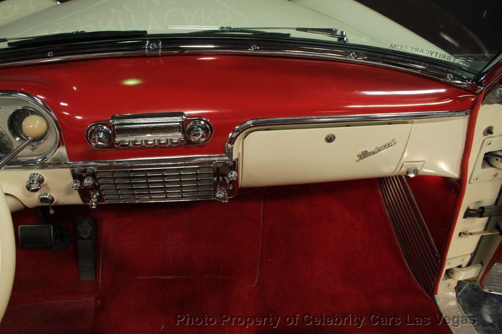 1954 Packard Caribbean Convertible - 18062240 - 52