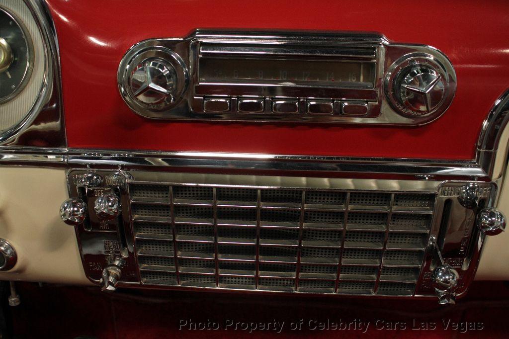 1954 Packard Caribbean Convertible - 18062240 - 53