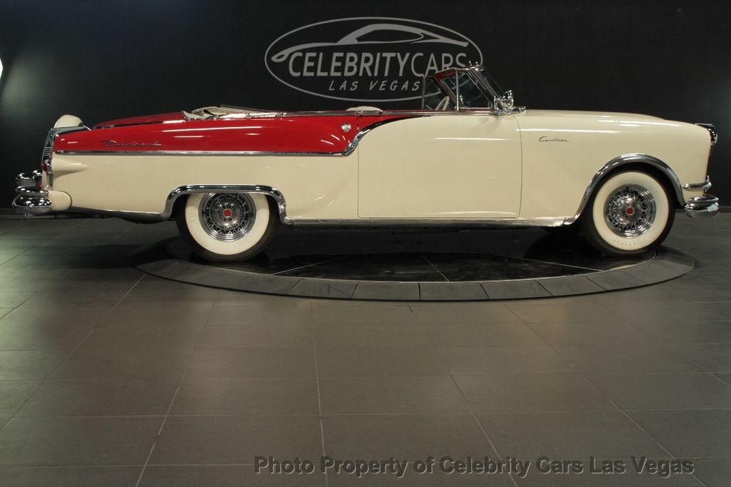 1954 Packard Caribbean Convertible - 18062240 - 5