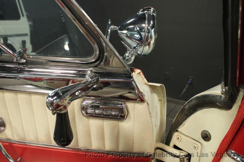 1954 Packard Caribbean Convertible - 18062240 - 63