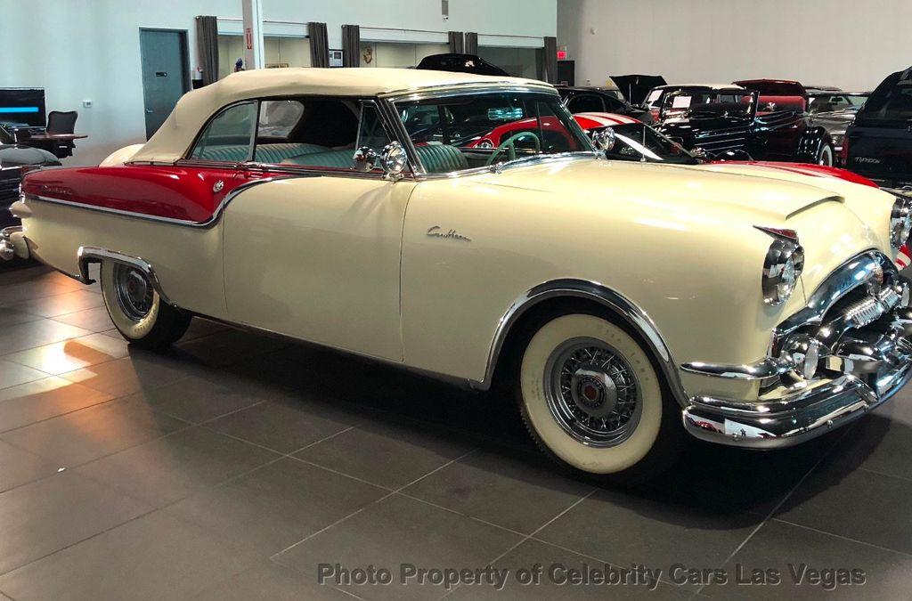 1954 Packard Caribbean Convertible - 18062240 - 66
