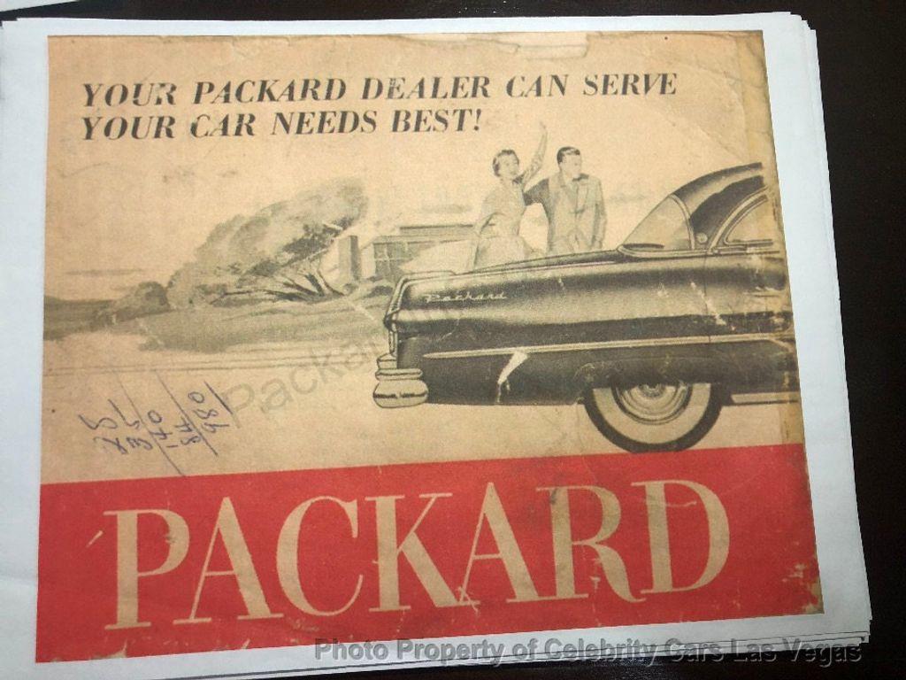 1954 Packard Caribbean Convertible - 18062240 - 84