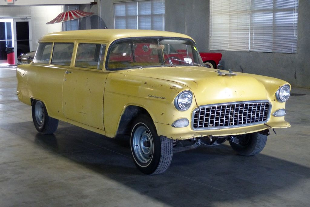 1955 Chevrolet 150 Station Wagon  - 16585171 - 1