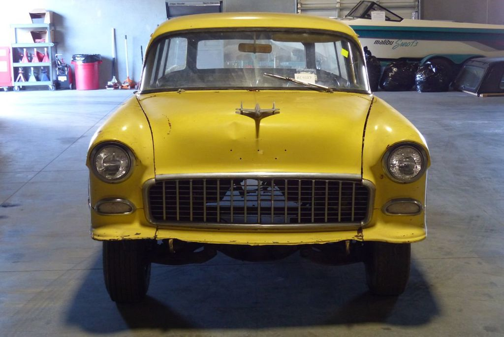 1955 Used Chevrolet 150 Station Wagon at Hendrick Performance ...