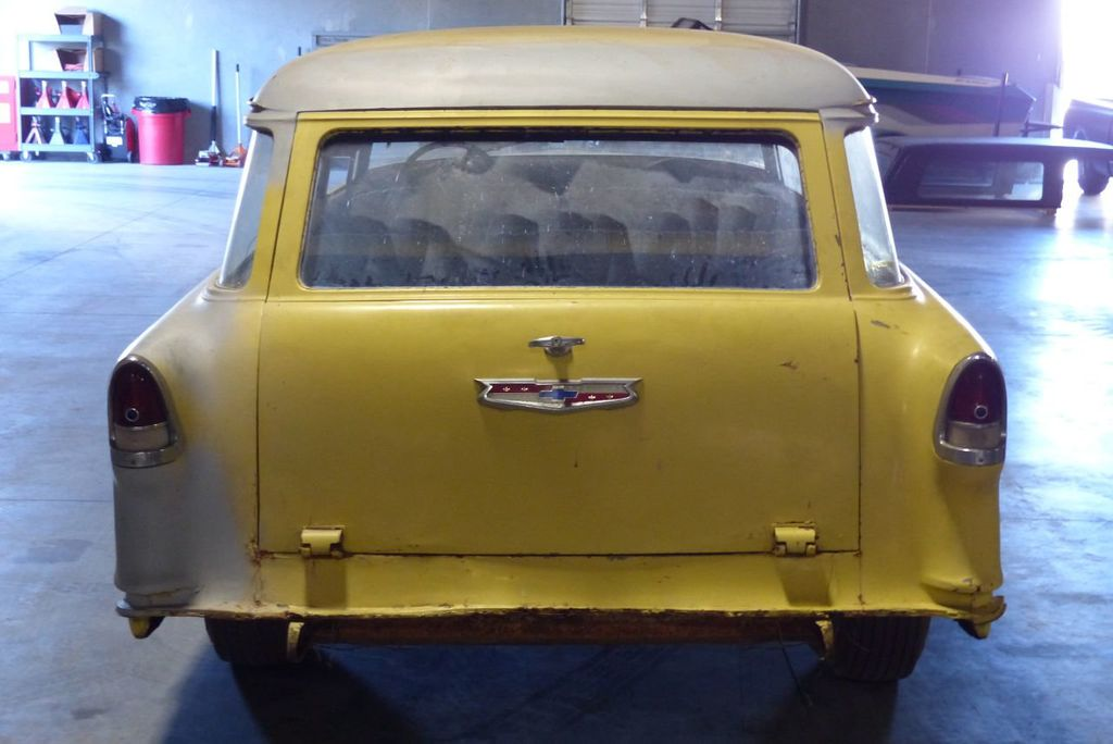 1955 Chevrolet 150 Station Wagon  - 16585171 - 4