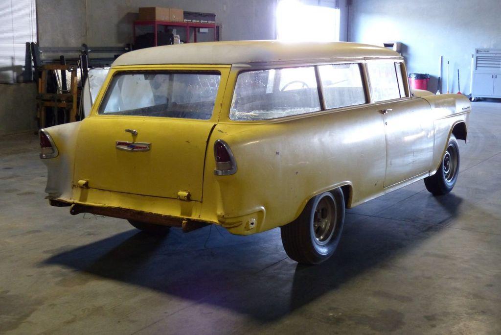 1955 Chevrolet 150 Station Wagon  - 16585171 - 5