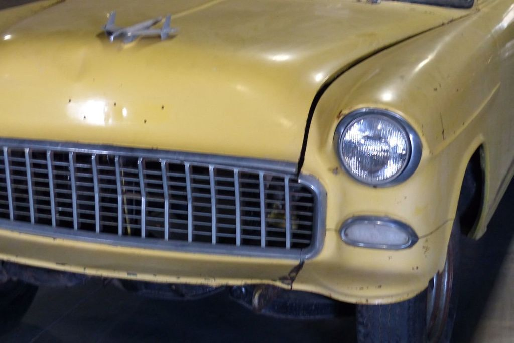 1955 Chevrolet 150 Station Wagon  - 16585171 - 61