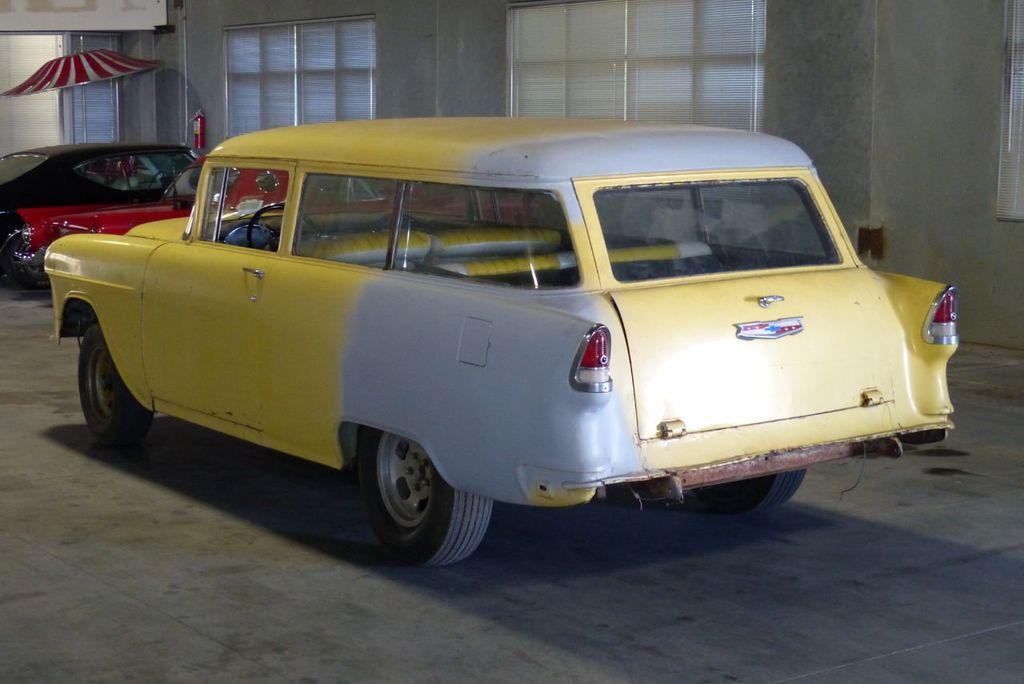 1955 Chevrolet 150 Station Wagon  - 16585171 - 6
