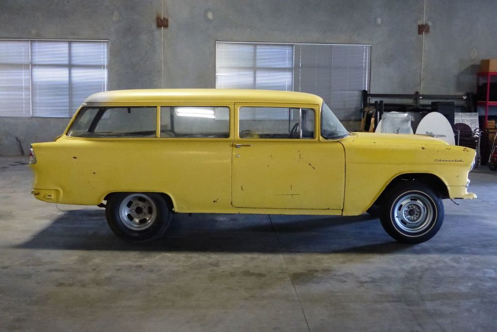 1955 Chevrolet 150 Station Wagon  - 16585171 - 7