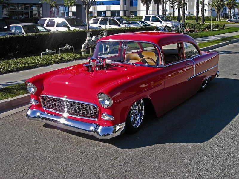 1955 Used Chevrolet 210 Pro Street At Webe Autos Serving