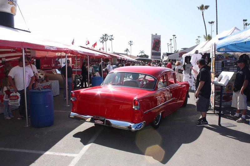 1955 Chevrolet 210  Pro Street - 13112026 - 10