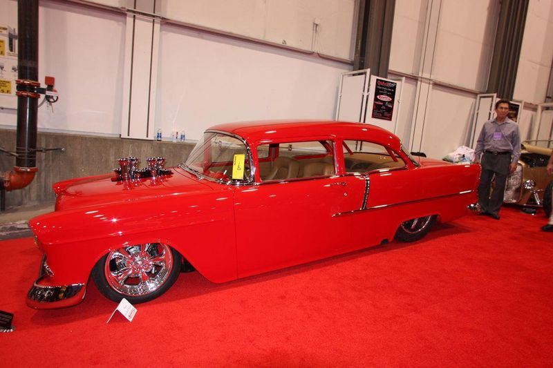 1955 Chevrolet 210  Pro Street - 13112026 - 17