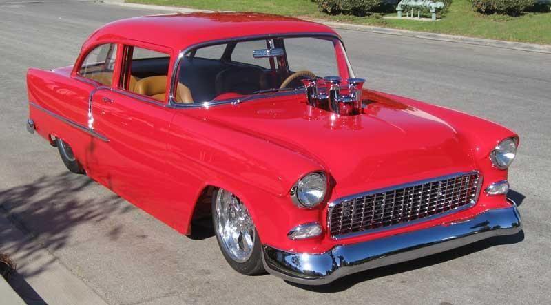 1955 Chevrolet 210  Pro Street - 13112026 - 1