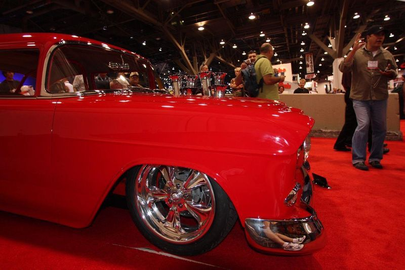 1955 Chevrolet 210  Pro Street - 13112026 - 19