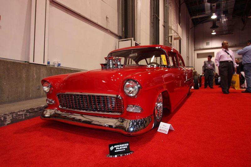 1955 Chevrolet 210  Pro Street - 13112026 - 23