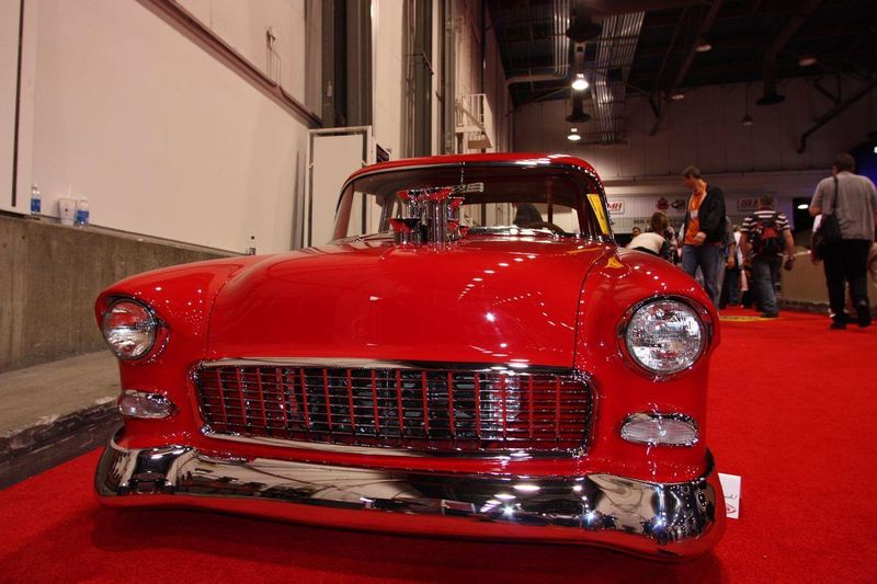 1955 Chevrolet 210  Pro Street - 13112026 - 24