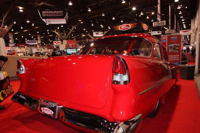 1955 Chevrolet 210  Pro Street - 13112026 - 26