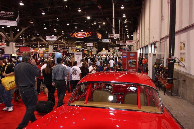 1955 Chevrolet 210  Pro Street - 13112026 - 27