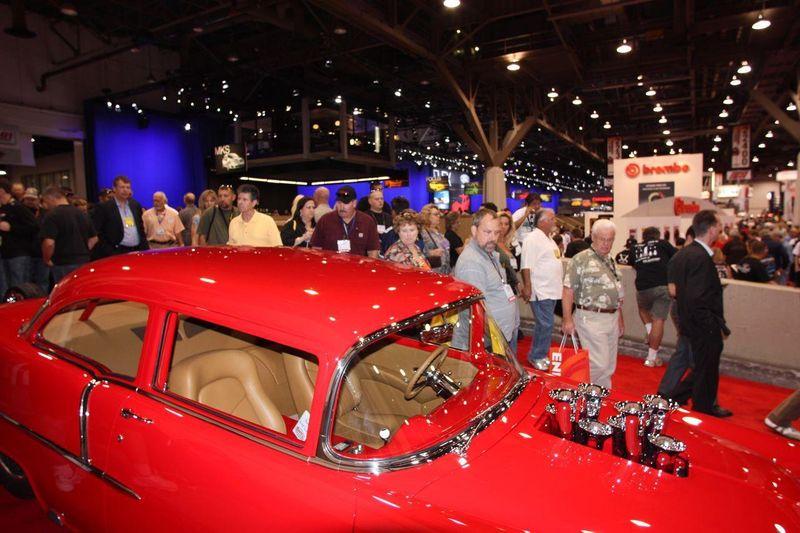 1955 Chevrolet 210  Pro Street - 13112026 - 31