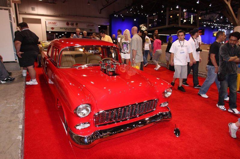 1955 Chevrolet 210  Pro Street - 13112026 - 32